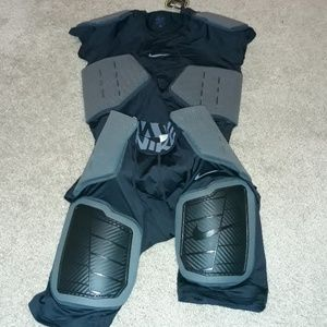Nike hyperstront football pads